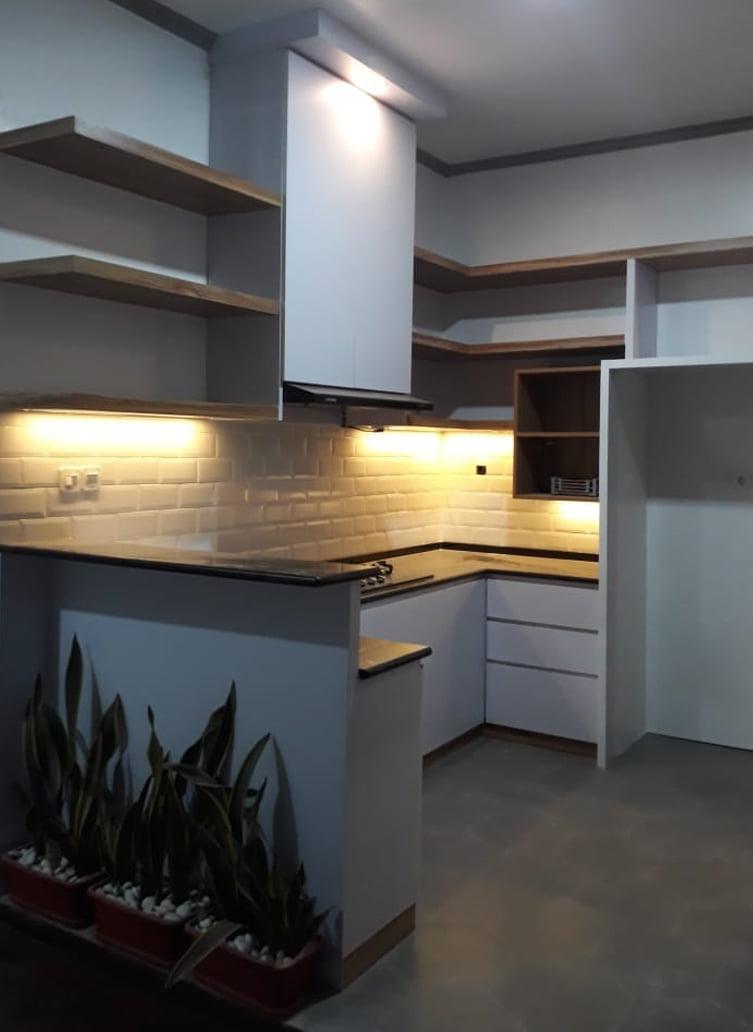 kitchen set depok 1