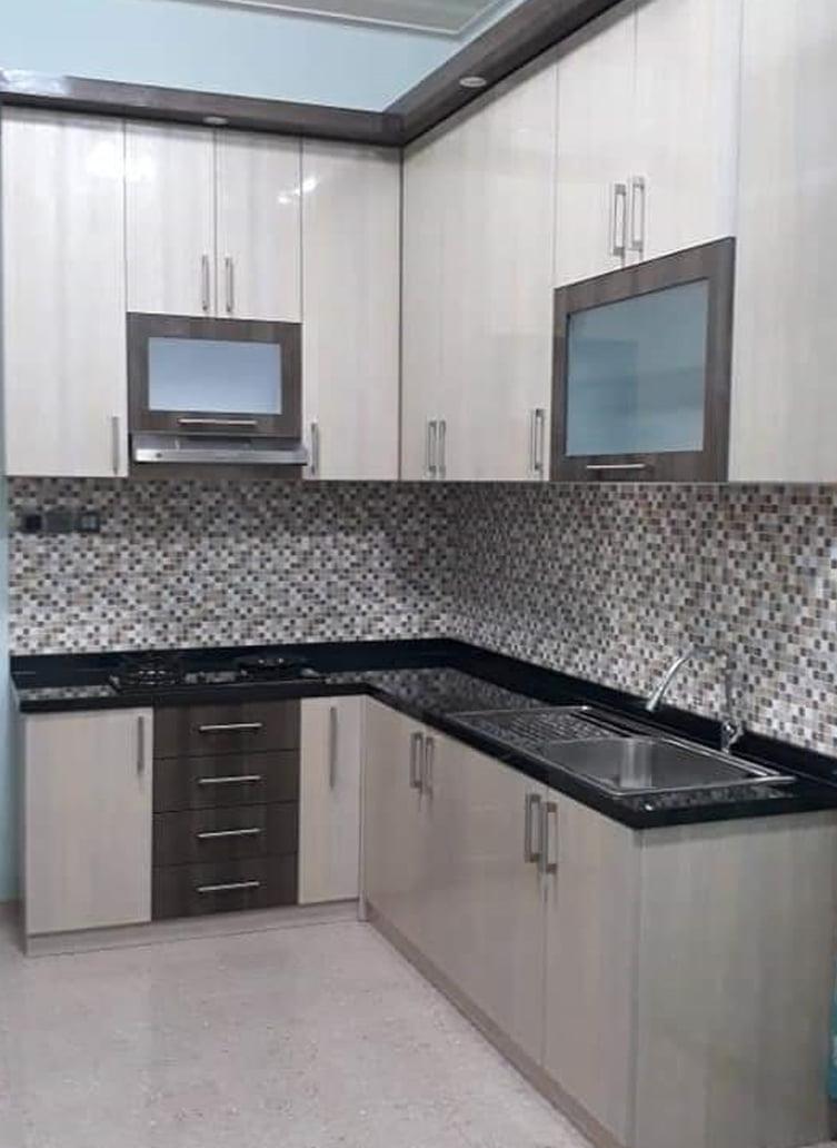 kitchen set depok 3