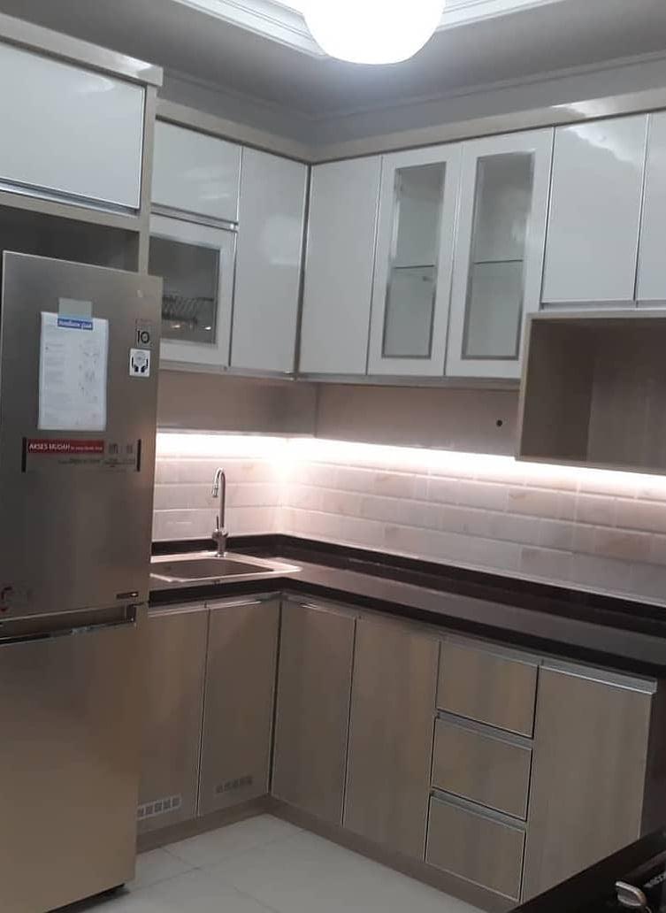 kitchen set depok 4