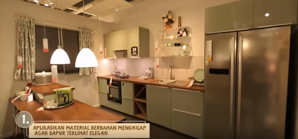 jasa pembuatan kitchen set depok 1